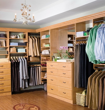 Custom Closet in Houston