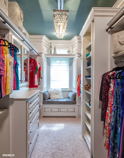 ... Custom Wood Closets In Houston