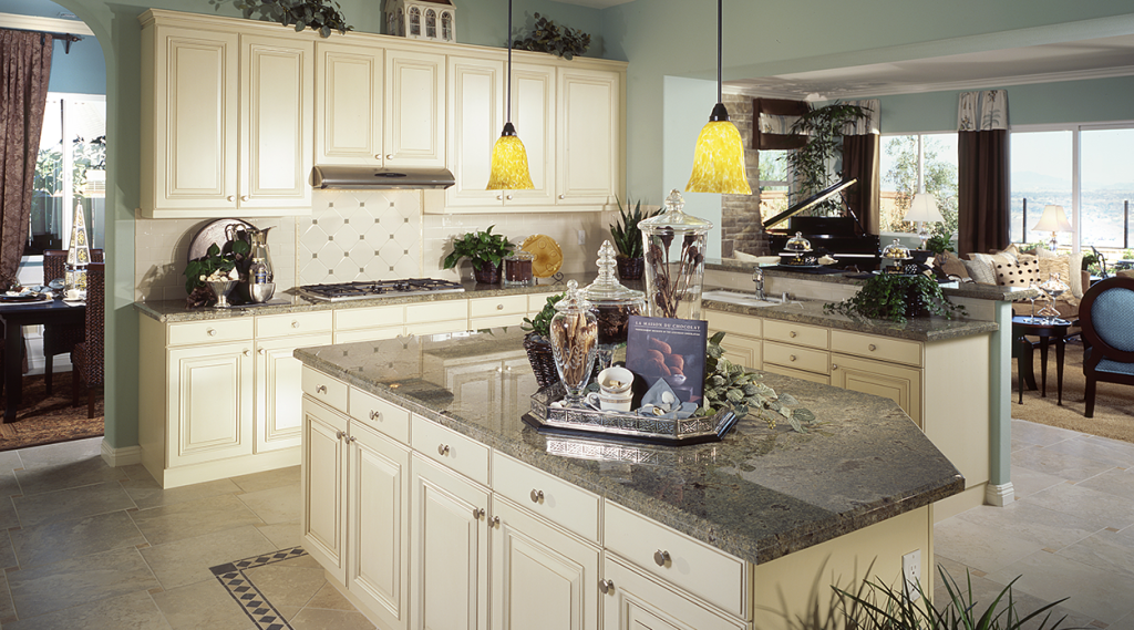 custom cabinets in houston kitchen